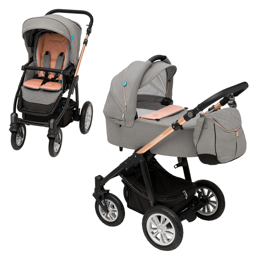 Baby Design Lupo Comfort Limited - Кварц (Quartz Limited - 01)