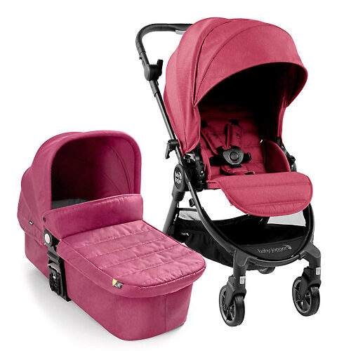 Baby Jogger City Tour Lux - Розовый (Rosewood)