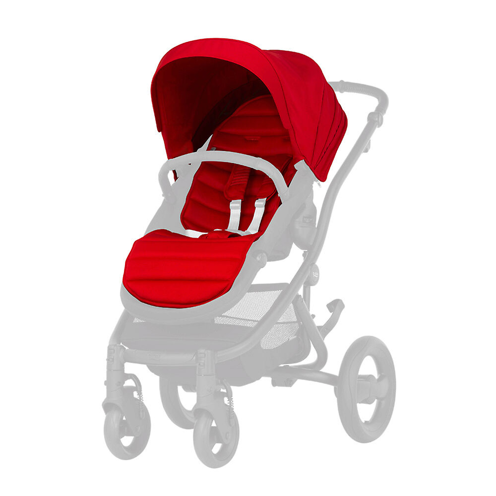 Britax Affinity Colour Pack - Красный (Flame Red)