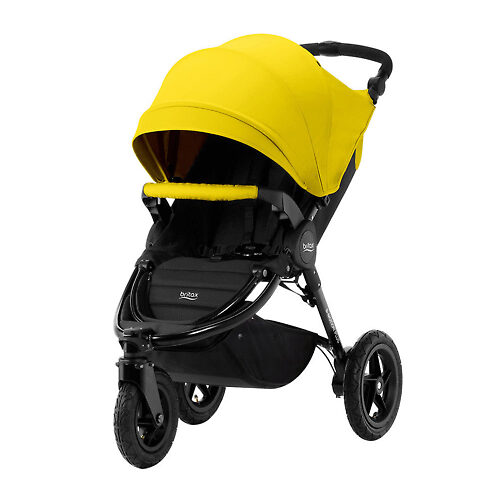 Britax B-Motion 3 Plus - Жёлтый (Sunshine Yellow)