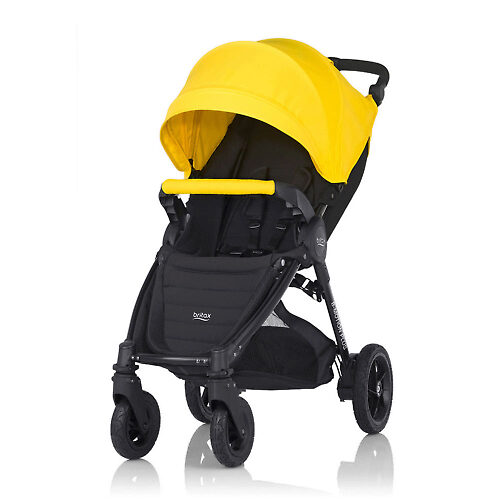 Britax B-Motion 4 Plus - Жёлтый (Sunshine Yellow)
