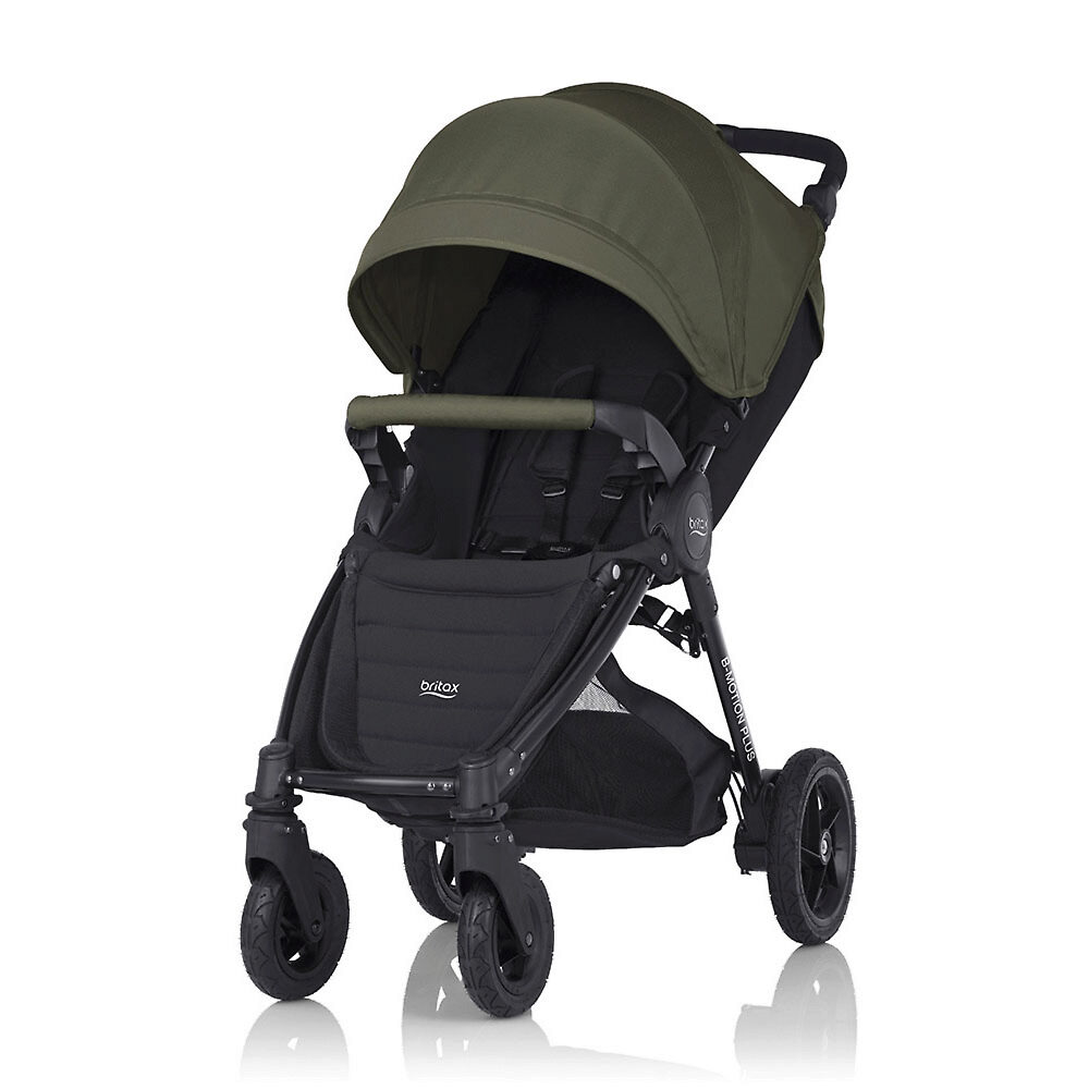 Britax Römer B-Motion 4 Plus - Оливковый (Olive Green)