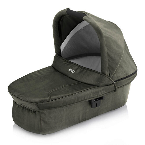 Britax Hard Carrycot - Оливковый деним (Olive Denim)