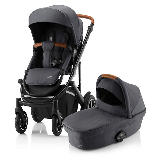 Britax Smile 3 - Графитовый (Midnight Grey)