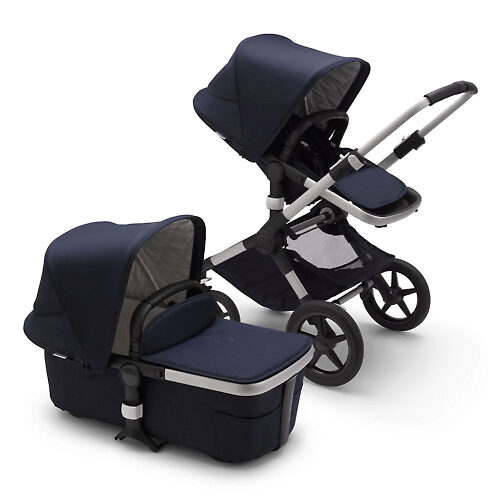 Bugaboo Fox 2 SE - Тёмно-синий (Dark Navy - Classic Collection)
