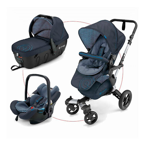 Concord Neo Travel Set - Cиний (Deep Water Blue)