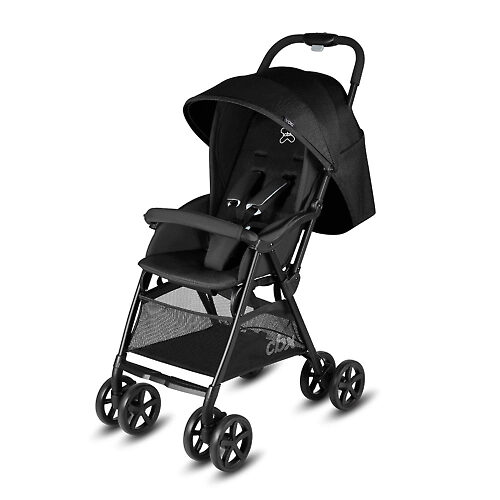 Cybex CBX Yoki - Чёрный (Smoky Anthracite)