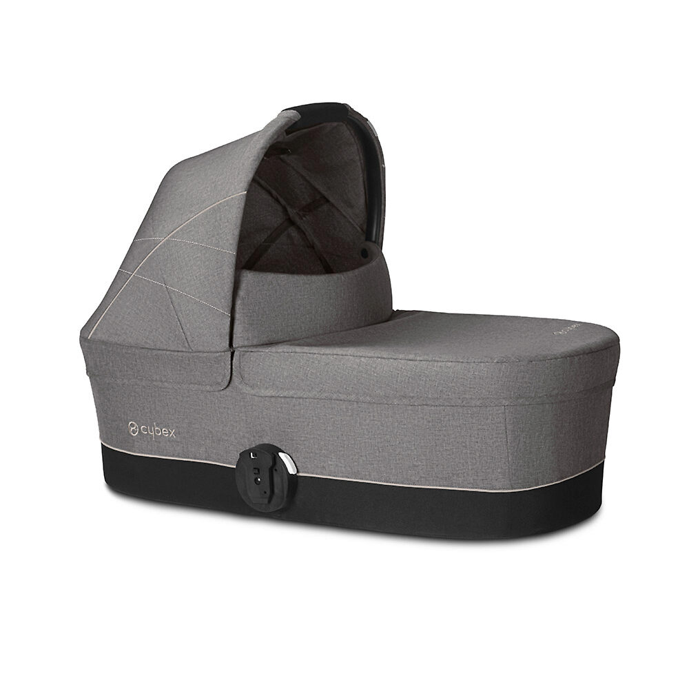 Cybex Carry Cot S - Серый (Manhattan Grey)