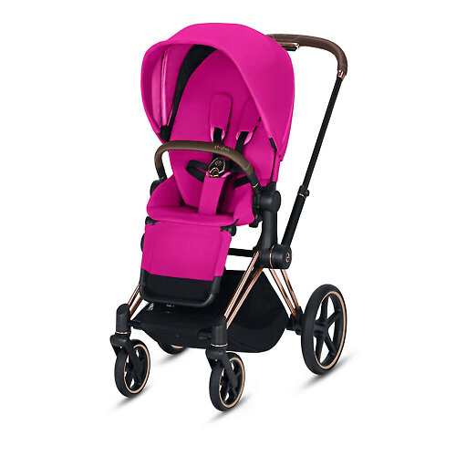 Cybex Priam III Rose Gold - Розовый (Fancy Pink)
