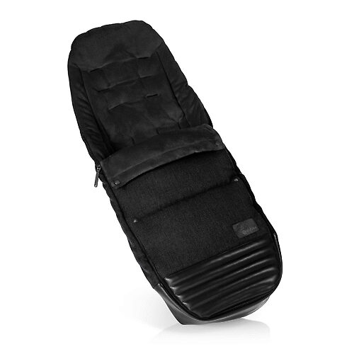 Cybex Priam Footmuff - Чёрный (Stardust Black)