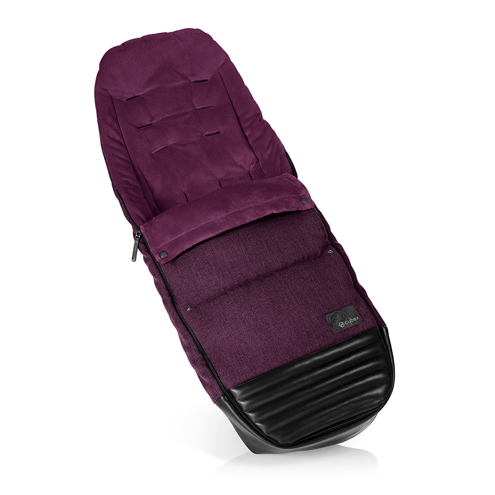 Cybex Priam Footmuff - Фиолетовый (Mystic Pink)