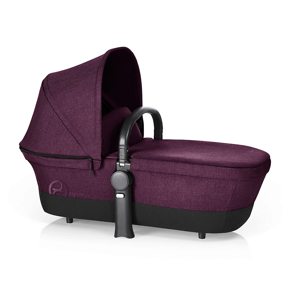 Cybex Priam Carrycot - Фиолетовый (Mystic Pink)