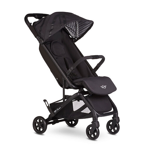 MINI by Easywalker Buggy GO - Чёрный (Oxford Black)
