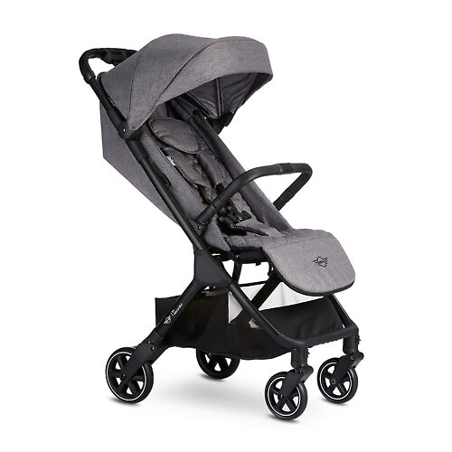 MINI by Easywalker Buggy SNAP - Серый (Soho Grey)