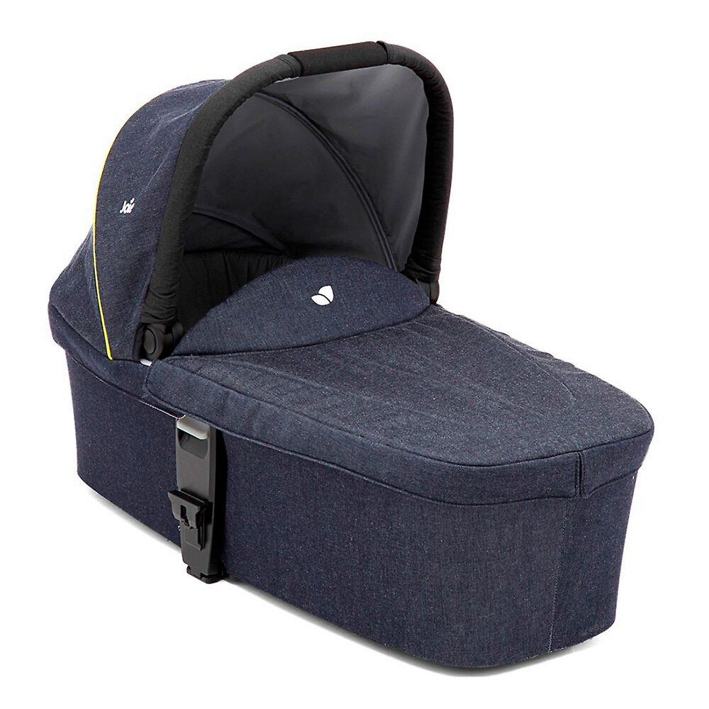Joie Chrome Carrycot - Синий меланж (Denim Zest)
