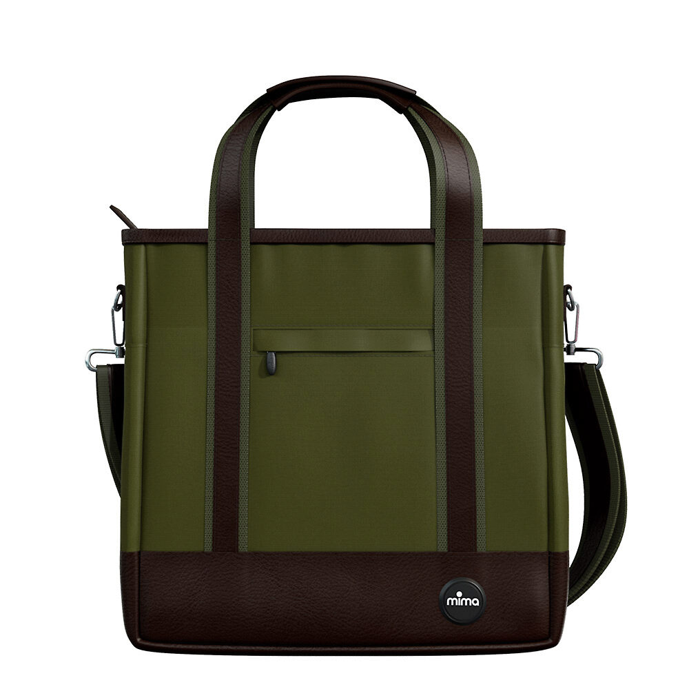 Mima Sporty Changing Bag - Оливковый (Olive Green)
