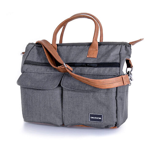 Teutonia Changing Bag - Серый меланж (Grey Melange)