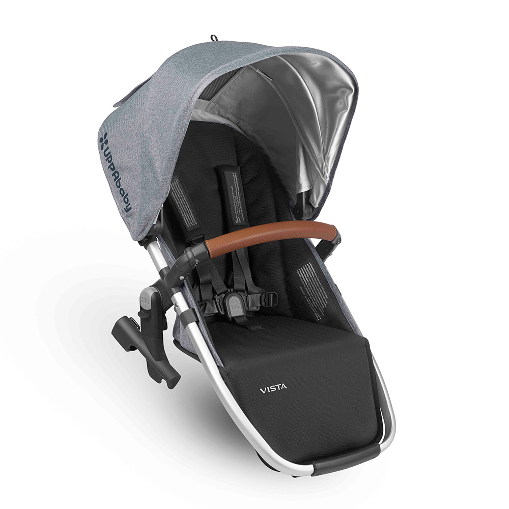 UPPAbaby RumbleSeat - Голубой меланж (Gregory - 2018)