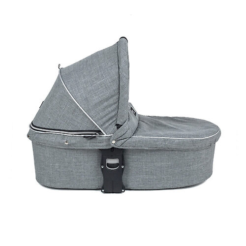 Valco Baby Q Bassinet - Серый (Tailormade Grey Marle)