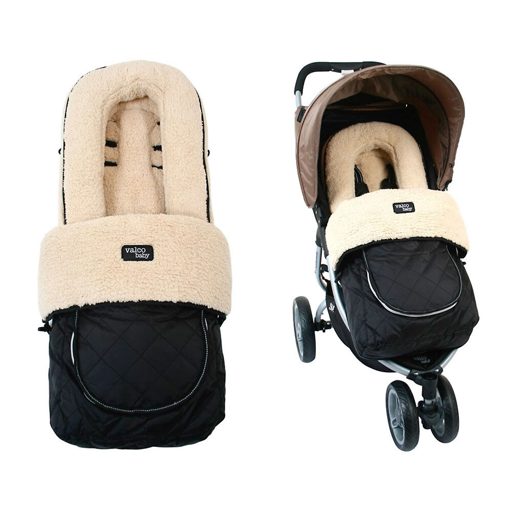 Valco Baby Deluxe Footmuff