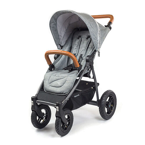 Valco Baby Quad X - Серый (Tailormade Grey Marle)