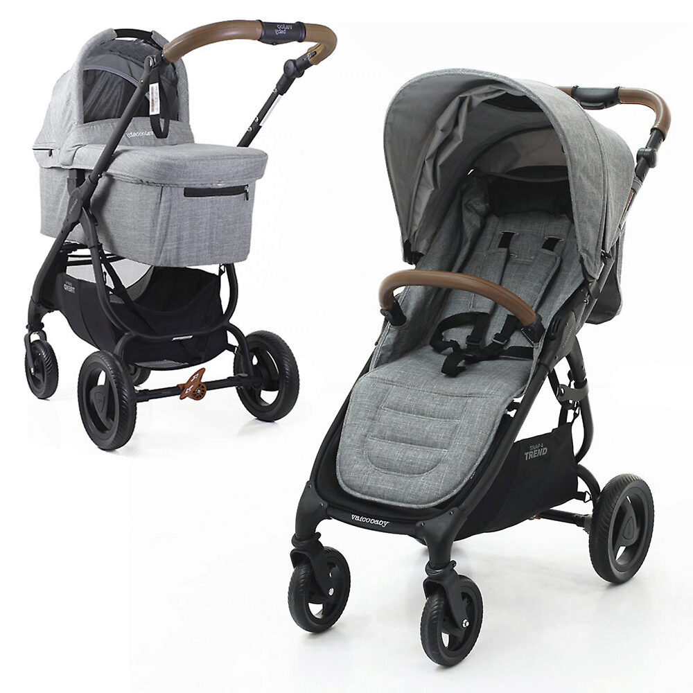 Valco Baby Snap Trend 4 - Серый (Grey Marle)