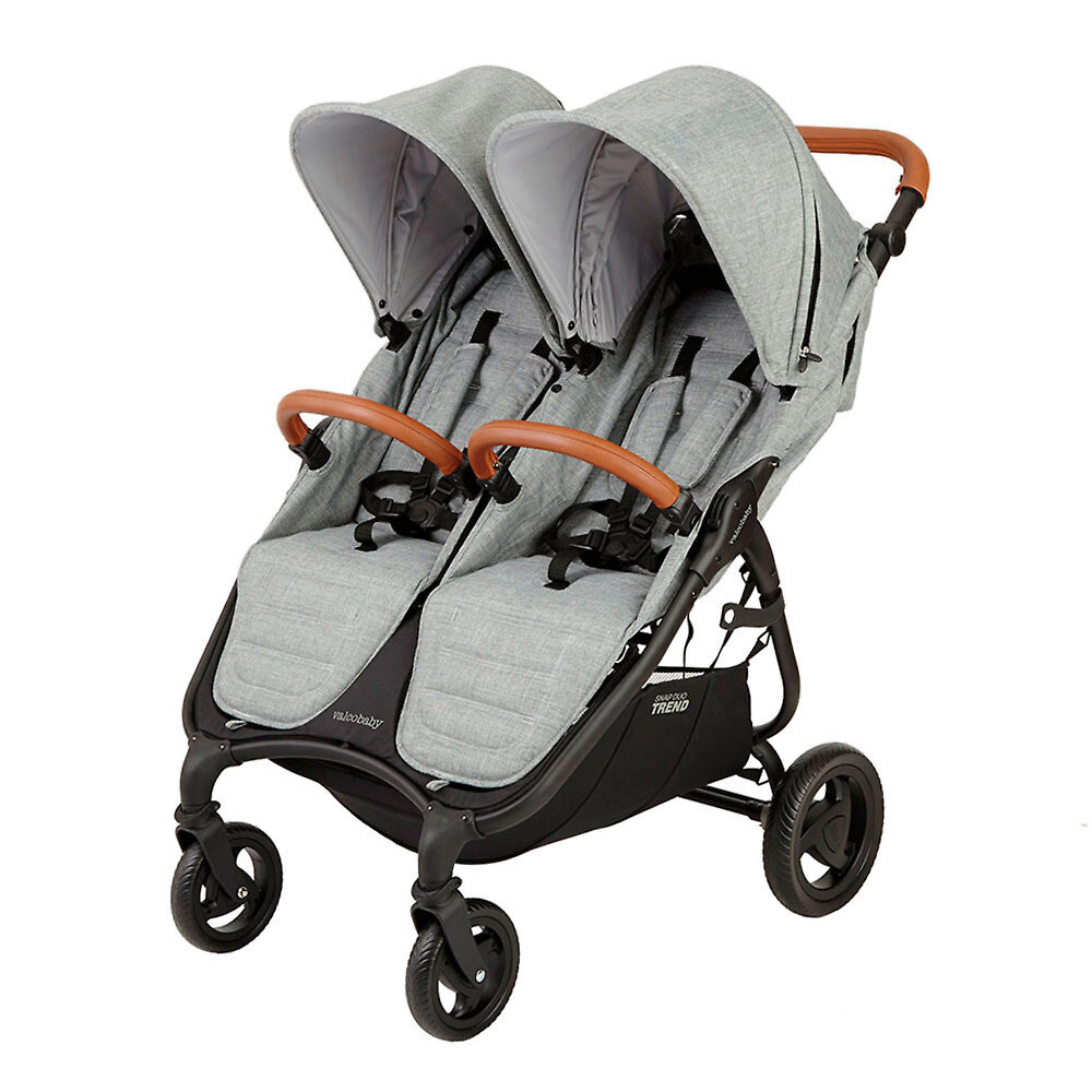 Valco Baby Snap Duo Trend - Серый (Grey Marle)