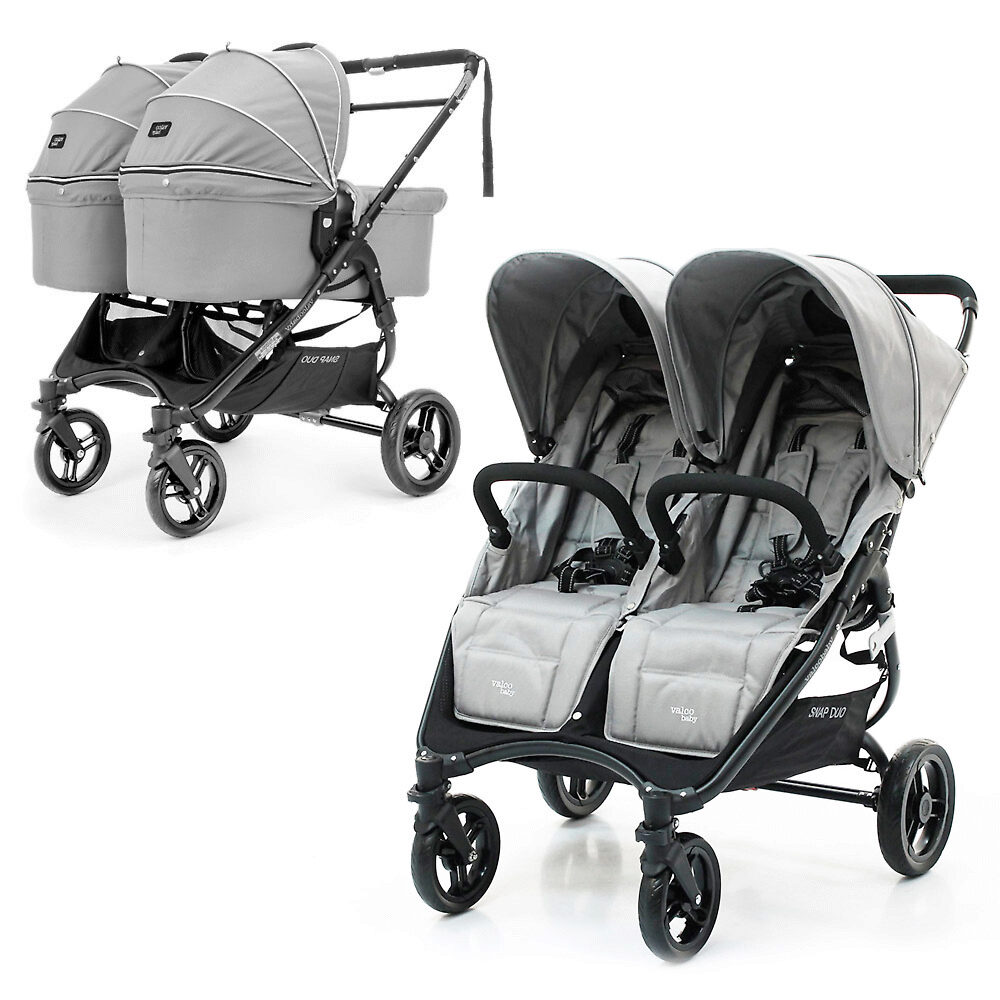 Valco Baby Snap Duo - Серый (Cool Grey)
