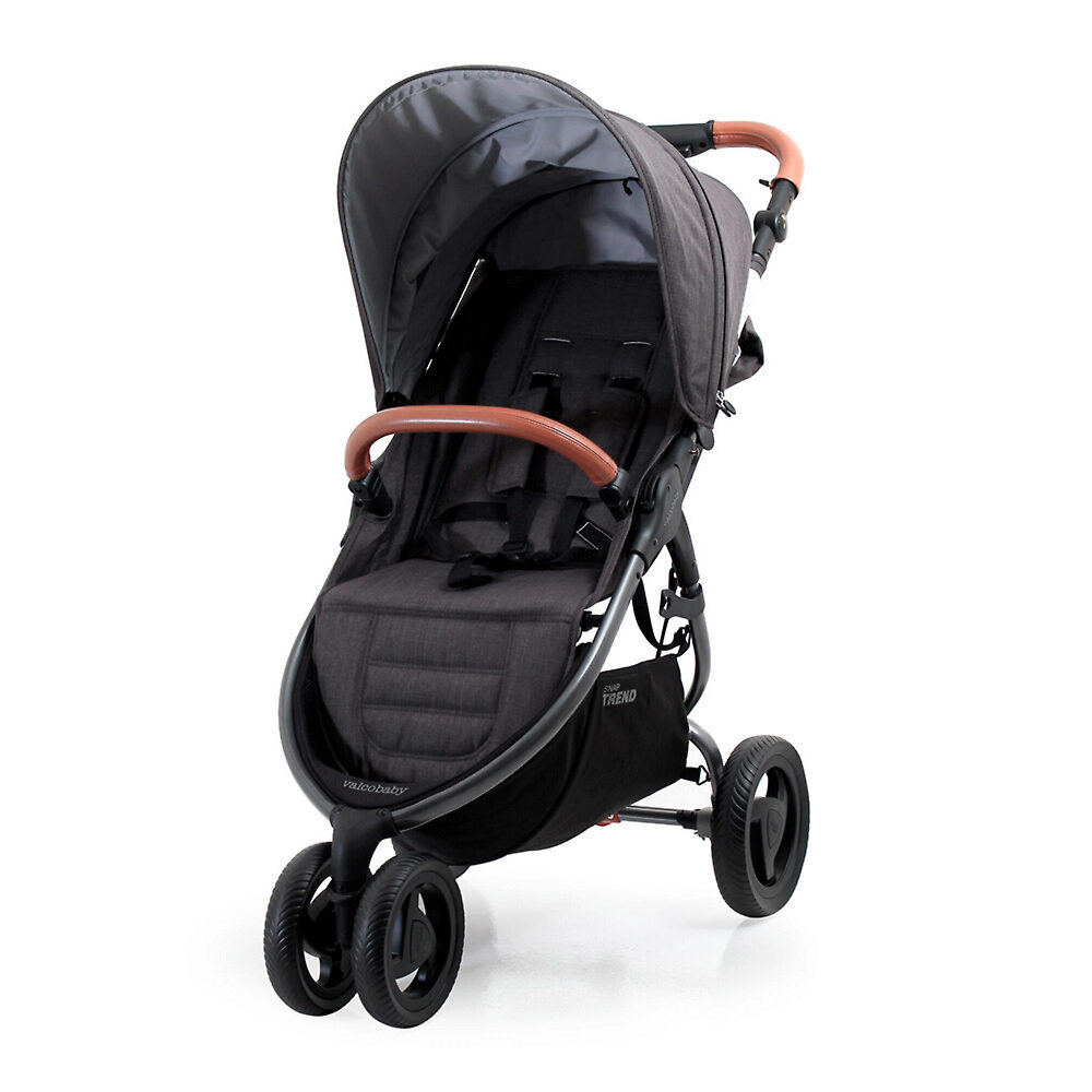 Valco Baby Snap Trend 3 - Графитовый (Charcoal - 2017)
