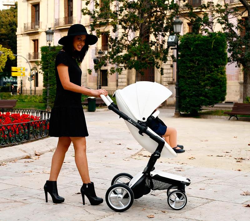 Самые модные детские коляски
