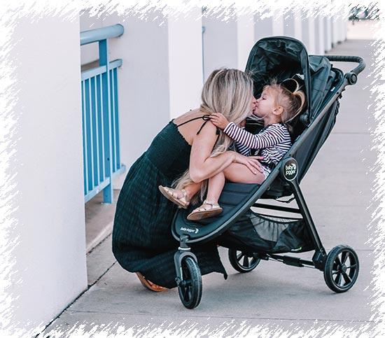 Baby Jogger City Mini GT2 - прогулочная коляска без компромиссов