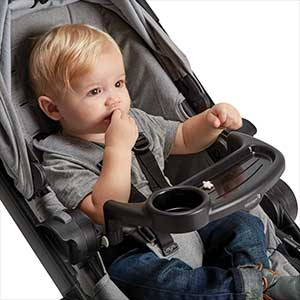 Baby Jogger City Select Lux для двойни