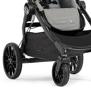 Baby Jogger City Select Lux для погодков