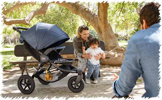 Коляска 2в1 Britax B-Motion 3 Plus
