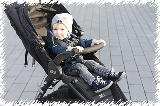 Britax B-Motion Plus 2 в 1