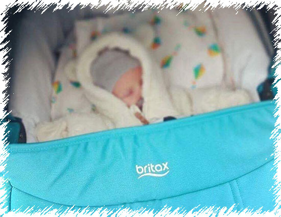 Britax Hard Carrycot