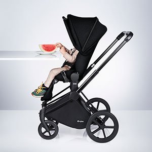 Cybex Priam Lux Matt Black